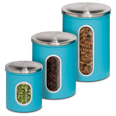 Contemporary Food Containers And Storage by ivgStores