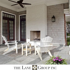 Traditional Porch by C. Douglas Lane