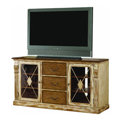 Entertainment Console, Dune and Beach