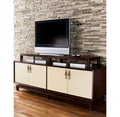 Contemporary Entertainment Centers And Tv Stands by Neiman Marcus