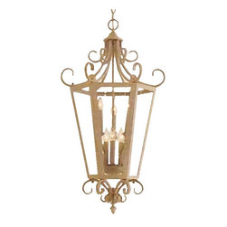 "Minka Lavery - Minka Lavery 7601 6 Light 30"" Height Indoor Lantern Pendant - Six Light 30"" Height Indoor Lantern PendantFeatures:"