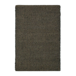 """Loloi Rugs - Loloi Rugs Eco Collection - Black, 5' x 7'-6"""" - Once just a niche for the environmentally conscious, natural fiber rugs like the Eco Collection have become a popular choice for their raw elegance. Hand woven of 100% jute from India, Eco delivers a fashionable and easy-to-place look at a value price."""