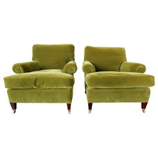 Traditional Accent Chairs by Viyet Luxury Consignment