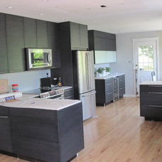 Contemporary Kitchen Cabinets by Homemax Building Supplies