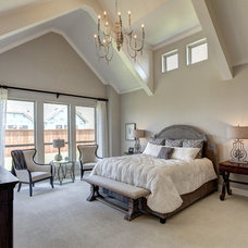 Traditional Bedroom by Shaddock Homes