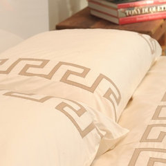 contemporary bedding by Leontine Linens