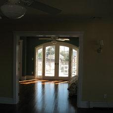 Traditional Bedroom by Degnan Design Group + Degnan Design Build