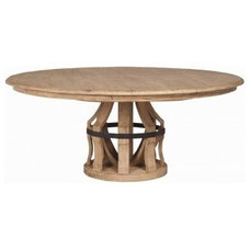 Traditional Dining Tables by Luxe Home Furninshings Inc.