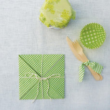 Eclectic  Picnic Invitation by Atypical Type A