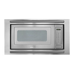 Frigidaire - Frigidaire 2.0 Countertop Microwave Oven - With 1,200 W of power,this countertop microwave oven from Frigidaire features one-touch cooking settings to prepare your food fast and fresh. This microwave oven includes a 16-inch turntable,ensuring your food is evenly cooked throughout.