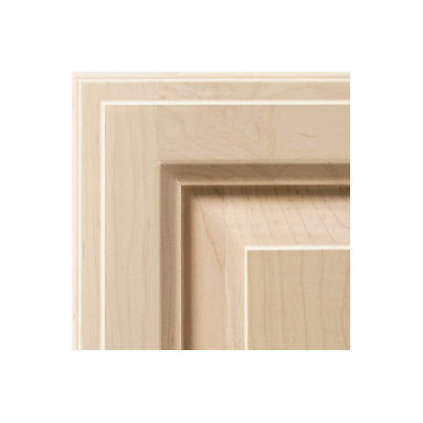 Finish Techniques from Wellborn Cabinet, Inc. - Maple with Cloud finish