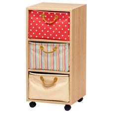 Contemporary Toy Storage by Lazzari USA - a brand of Foppapedretti