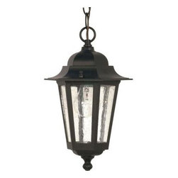 Lite Line - Outdoor Lanterns. Cornerstone 1 Light 13 in. Hanging Lantern with Clear Seed Gla - Shop for Lighting & Fans at The Home Depot. Cornerstone offers style and practicality at affordable prices. It is stylish design and eye catching appeal makes it a perfect addition to the exterior of you home.