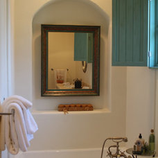Mediterranean Bathroom by Paul Casseb