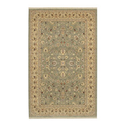 """Karastan - Karastan Shapura 535-16001 (Tiana) 8'8"""" x 10' Rug - 'Peshawar' rugs have unique color effects originally achieved by hand spinning especially twisted wool that produced subtle nuances of color when dyed and woven. Designs used are traditional, yet relaxed, with freshened color palettes geared toward today's interiors. Karastan''s master designers have re-created this stunning visual texture using meticulously placed nuances of color. The Shapura collection offers the design forward consumer the unique texture that was, until now, not consistently available in a high quality machine woven rug."""