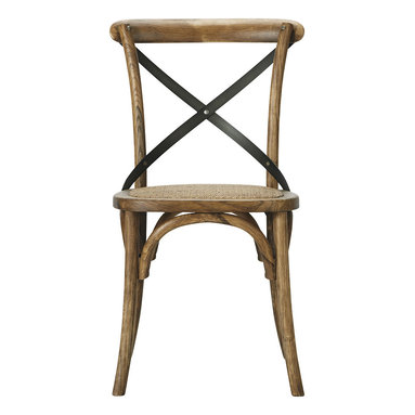 Cadence Dining Chair - Our Cadence dining collection evokes the spirit of a time-worn kitchen in a French farmhouse, rustic in nature, with a sophistication all it's own.