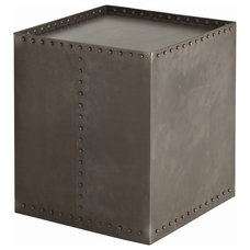 Industrial Side Tables And End Tables by Masins Furniture
