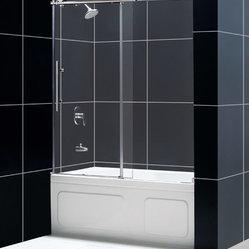 Dreamline Frameless Tub Door Products on Houzz