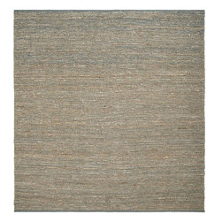 Surya - Surya COT1941-913 Continental Natural Fiber Hand Woven Rug - Natural fibers woven in loops bring a casual look to any home decor. Designed with various fashion colors bring a solid impact to home decor. Hand woven in India from 100% natural fiber, the Continental Collection is a new trend.
