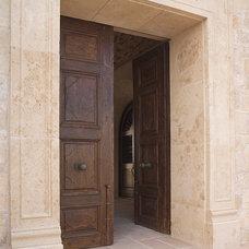 Traditional Front Doors by Quantum Windows & Doors, Inc.