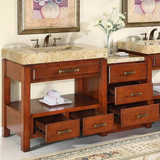 modern bathroom vanities and sink consoles by Vanities for Bathrooms