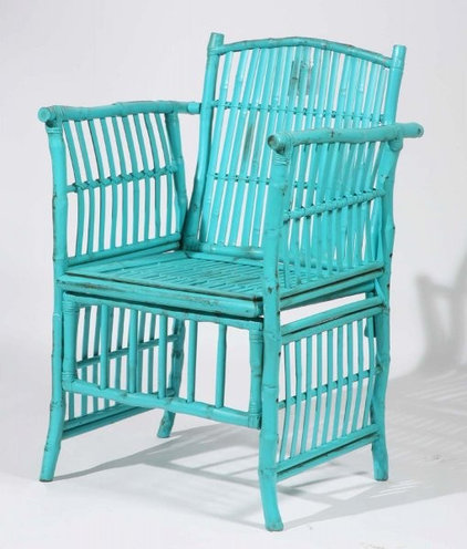 Tropical Armchairs And Accent Chairs by STACKS AND STACKS