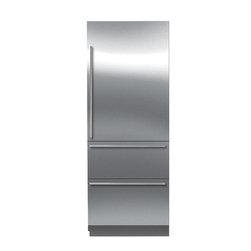 "Sub-Zero 30"" Refrigerator/Freezer Stainless Steel | IT-30CIID - Sub-Zero 30"" Refrigerator/Freezer Stainless Steel | IT-30CIID"