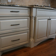 Transitional  by Frenchs Cabinet Gallery llc