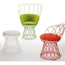Contemporary Outdoor Chairs by Curran