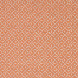 Orange Diamond Outdoor Indoor Marine Upholstery Fabric By The Yard - This material is an upholstery grade outdoor and indoor fabric. It is stain, water, mildew, bacteria and fading resistant. It is also Scotchgarded for further stain resistance and durability. This material is woven for superior appearance.