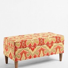Eclectic Accent And Storage Benches by Urban Outfitters