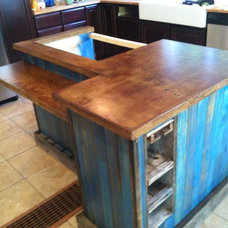 Kitchen Islands And Kitchen Carts by Good Wood Customs