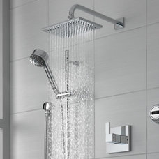modern showers by Brizo