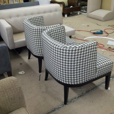 Eclectic Chairs by Monarch Sofas