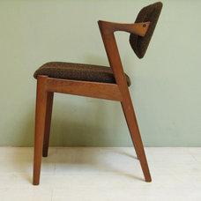 Modern Dining Chairs by Deja Vu Vintage Modern