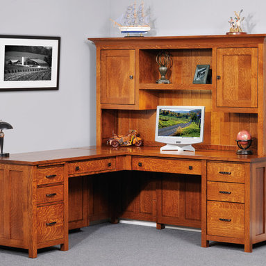 Coventry Mission L Desk -
