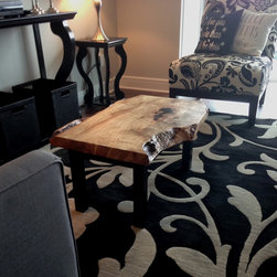 Maple Live Edge Coffee Table - WWW.URBANTREESALVAGE.COM            647.438.7516