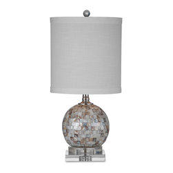 Bassett Mirror - Bassett Mirror Dania Table Lamp - Dania Table Lamp
