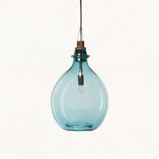 Tropical Pendant Lighting by Terrain
