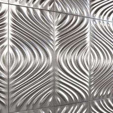 Contemporary Tile Silver Dune - Dune - 12x24 ceramic tile