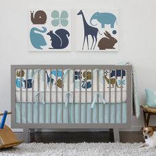 Modern Baby Bedding by Design Public