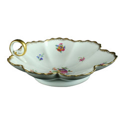 Porcelain Cerabel - Consigned Vintage French Jewelry Candy Dish - Product Details