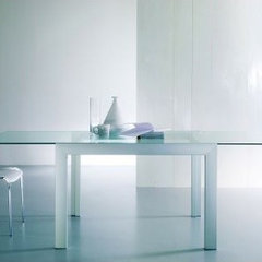 Bontempi Casa Axel Rectangular Dining Table | AllModern