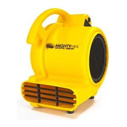 Shop Vac - AM 3 Speed Air Mover - 3 speed Air Mover for drying wet floors and carpets; 500 cfm; built in outlets to connect mult units; Gold color.  This item cannot be shipped to APO/FPO addresses.