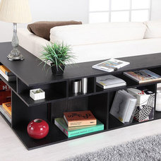 Contemporary Indoor Pub And Bistro Tables by Overstock.com