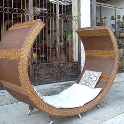 Horseshoe Chaise Lounge - Horseshoe Chaise Lounge.
