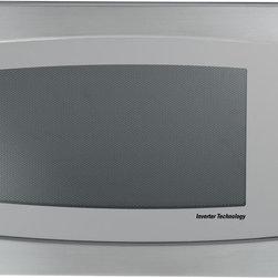 GE Profile Countertop Microwave - Stainless Steel - Profile 2.2 cu ft 1200-Watt Countertop Microwave (Stainless Steel)