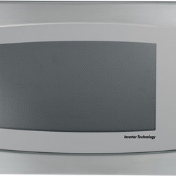 GE Profile Countertop Microwave - Stainless Steel - Profile 2.2 cu ft 1200-Watt Countertop Microwave (Stainless Steel)