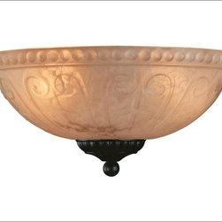 Savoy House - Savoy House-FLGC-850-7-Ceiling Fan Light Kit - Light Kit for The Indigo Fan