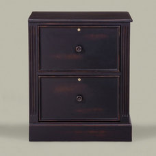 Traditional Filing Cabinets And Carts by Ethan Allen